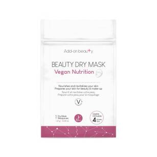 Maska do twarzy Add-on Beauty odżywcza Vegan Nutrition